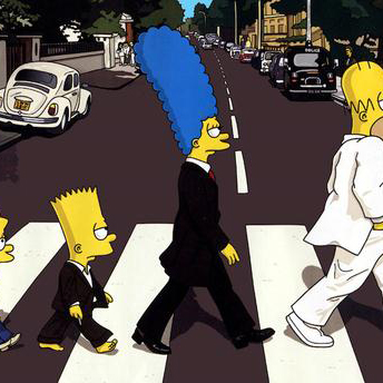 The Simpsons Adequate cover art