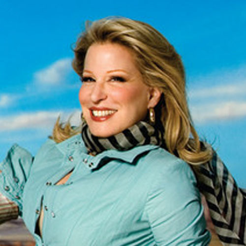 Bette Midler God Help The Outcasts cover art