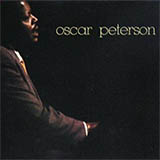 Oscar Peterson Summertime cover kunst