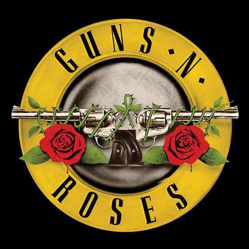 Guns N' Roses Ain't It Fun cover art