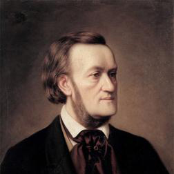 Richard Wagner Pilgrims' March l'art de couverture