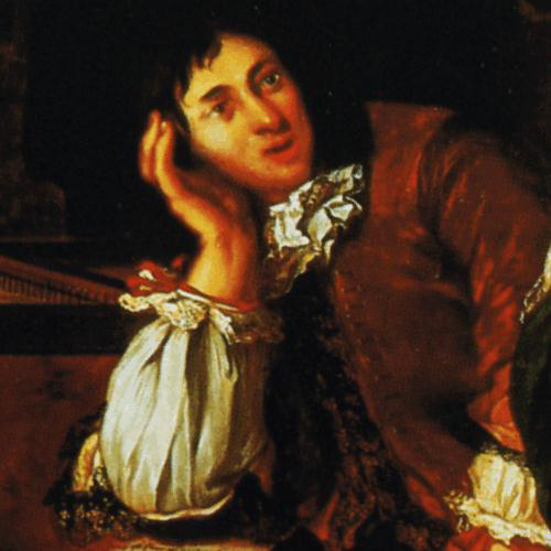 Dietrich Buxtehude Canzonetta In D Minor Buxwv168 cover art