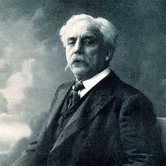 Gabriel Fauré Barcarolle No.4 in A Flat Major, Op.44 cover art