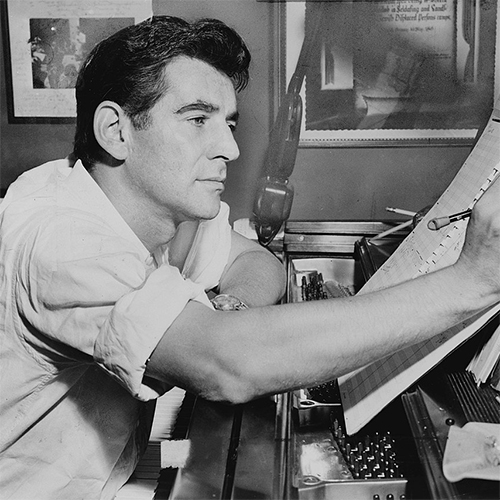 Leonard Bernstein My Twelve-Tone Melody cover art