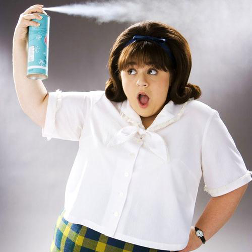 Nikki Blonsky Good Morning Baltimore (from Hairspray) cover art
