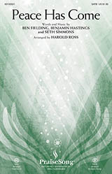 Peace Has Come (arr. Harold Ross)