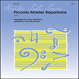 Amy Kempton Piccolo Master Repertoire cover art