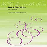 Traditional - Deck the Halls (Flute Quartet) (arr. James Christensen) - Full Score