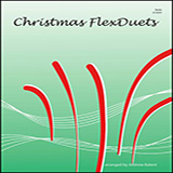 Andrew Balent Christmas Flexduets - Violin cover art