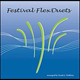 Frank J. Halferty Festival FlexDuets - Bass Clef Woodwind/Brass Instruments cover art