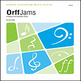 Jane Lamb Orff Jams cover art