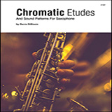 Denis DiBlasio Chromatic Etudes And Sound Patterns For Saxophone cover art