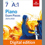Sinfonia No.15 in B minor (Grade 7, list A1, from the ABRSM Piano Syllabus 2021 & 2022)