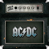 AC/DC Carry Me Home cover kunst