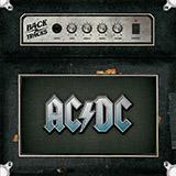 AC/DC Carry Me Home l'art de couverture