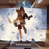 AC/DC That's The Way I Wanna Rock 'n' Roll cover art