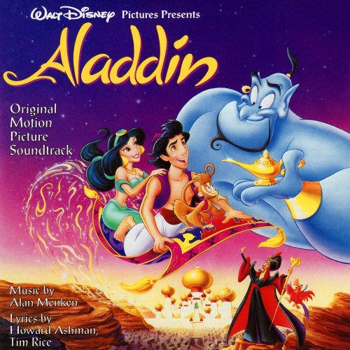 Jennifer and Mike Watts A Whole New World (from Aladdin) cover art