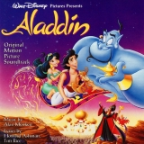 Alan Menken Arabian Nights (from Aladdin) l'art de couverture