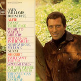 Andy Williams Music To Watch Girls By cover art