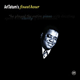 Art Tatum Stormy Weather (Keeps Rainin' All The Time) cover art