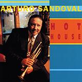 Arturo Sandoval Hot House cover art