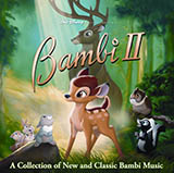 First Sign Of Spring (from Bambi II) Partitions