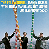 Barney Kessel, Shelly Mann and Ray Brown On Green Dolphin Street cover art