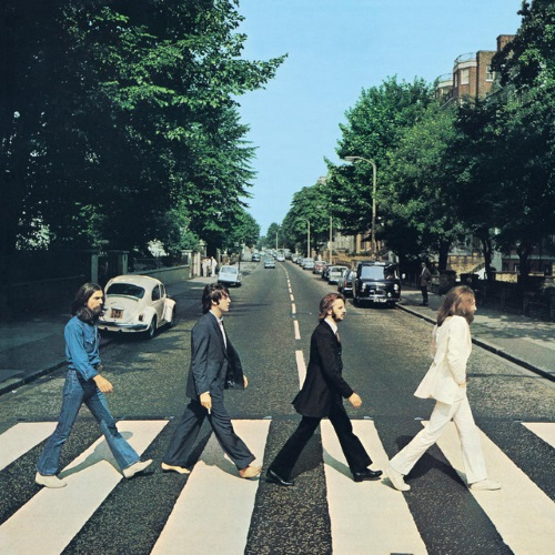 The Beatles Here Comes The Sun (arr. Deke Sharon) cover art