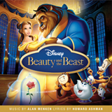 Howard Ashman Something There (from Beauty And The Beast) cover art