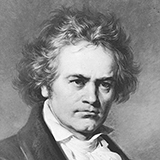 Ludwig van Beethoven Minuet In G Major cover art