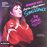 Bernadette Peters Unexpected Song (from Song & Dance) (arr. Phillip Keveren) cover art