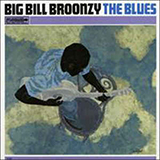 Big Bill Broonzy Lonesome Road Blues cover kunst