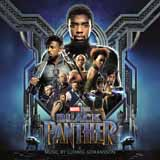 Ludwig Göransson United Nations/End Titles (from Black Panther) cover art
