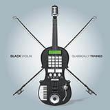 Black Violin Rhapsody cover art