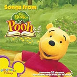 Brian Woodbury Everyone Knows He's Winnie The Pooh (Book Of Pooh Opening Theme) cover art