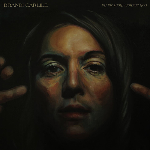Brandi Carlile Most Of All cover art