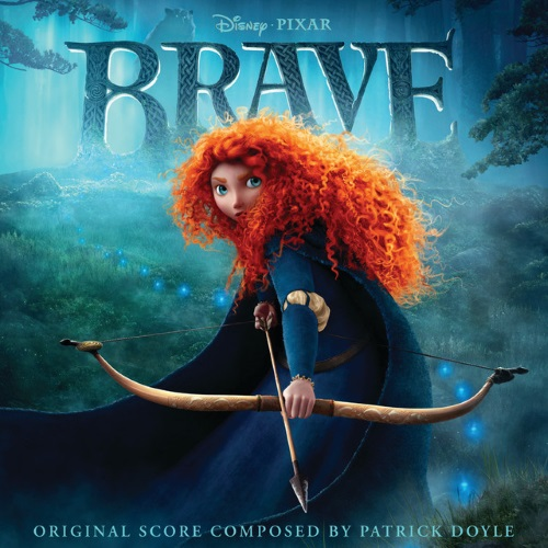 Julie Fowlis Touch The Sky (from Brave) (arr. Mac Huff) - Synthesizer cover art