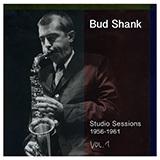 Bud Shank My Funny Valentine l'art de couverture
