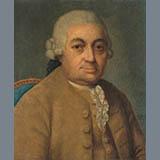 Carl Philipp Emanuel Bach Allegretto Scherzando cover art