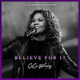 CeCe Winans Believe For It cover art