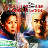 Tan Dun A Love Before Time (from Crouching Tiger, Hidden Dragon) cover art