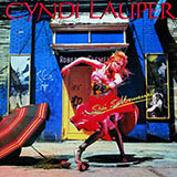 Cyndi Lauper Girls Just Want To Have Fun l'art de couverture