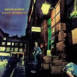 David Bowie Ziggy Stardust cover art