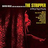 David Rose Orchestra The Stripper cover art
