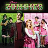 Sarai Howard Bamm (from Disney's Zombies) cover art