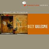 Dizzy Gillespie A Night In Tunisia cover art