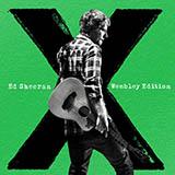 Ed Sheeran English Rose cover art