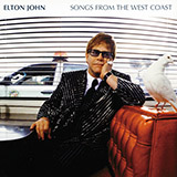 Elton John This Train Don't Stop There Anymore cover art