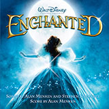 Alan Menken That's How You Know (from Enchanted) cover art