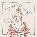 Eric Clapton Christmas Tears cover art